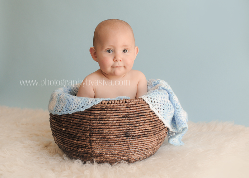 6 Month Photo Shoot