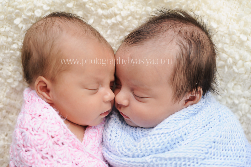 You might also like newborn twins