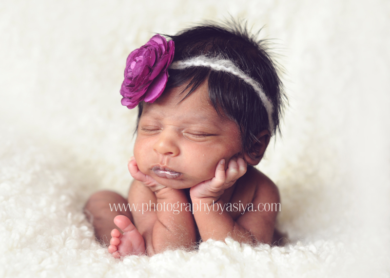 I photographed this little sweet heart at her home in oakland gardens ny you may remember her parents from the maternity photo shoot