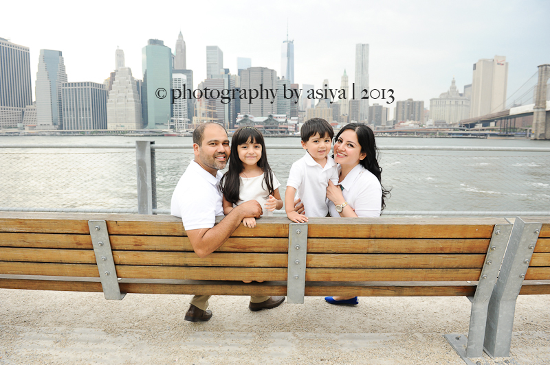 Family Photoshoot New York