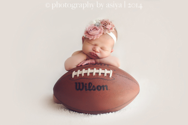 Newborn Photography Jersey
